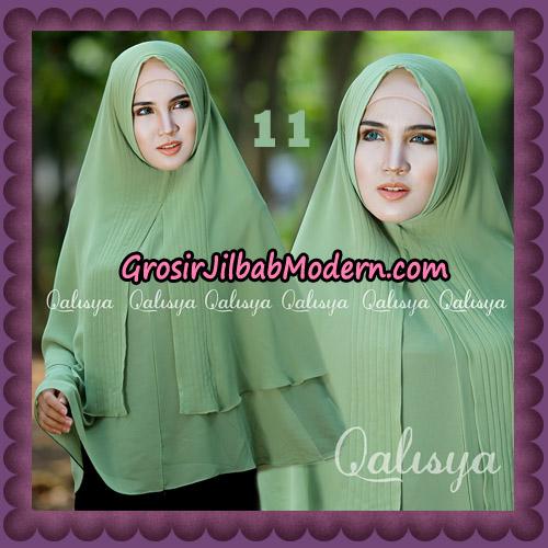 Jilbab Cerutti Khimar Azema Original by Qalisya Brand No 11