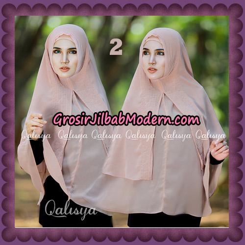 Jilbab Cerutti Khimar Azema Original by Qalisya Brand No 2
