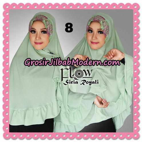 Jilbab Instant Modern Syria Royali Original By Flow Idea No 8