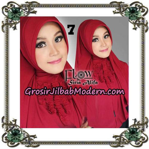 Jilbab Instant Syria Alifa Original By Flow Idea No 7