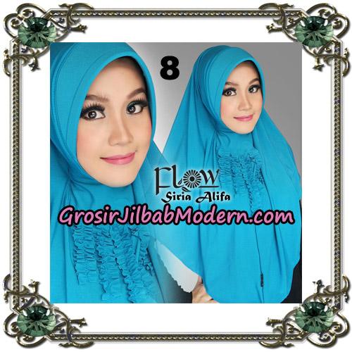 Jilbab Instant Syria Alifa Original By Flow Idea No 8