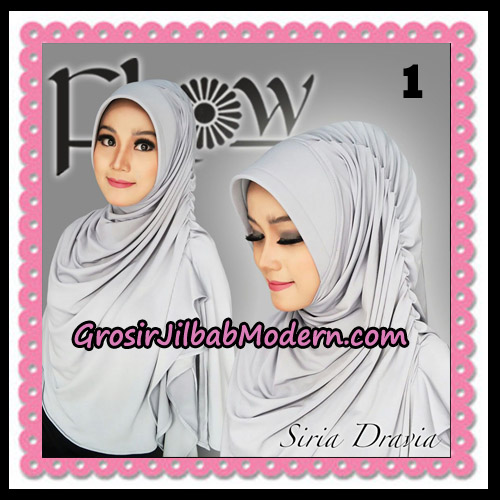 Jilbab Instant Syria Pet Dravia Seri 2 Original By Flow Idea No 1