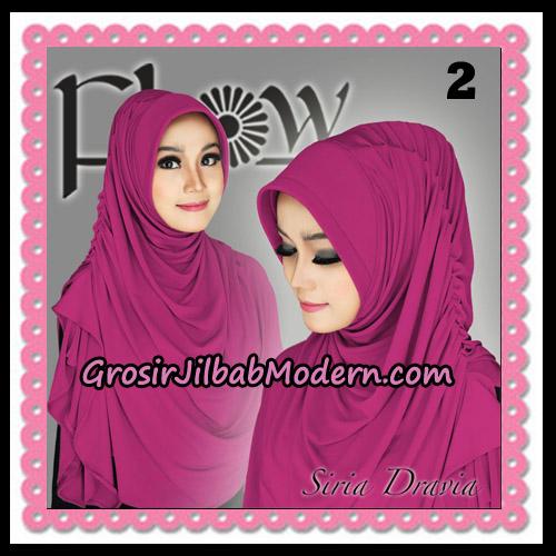 Jilbab Instant Syria Pet Dravia Seri 2 Original By Flow Idea No 2