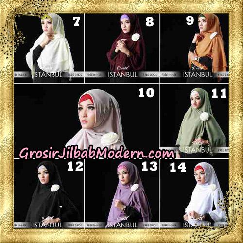 Jilbab Khimar Istambul Original By Sayra Hijab Brand