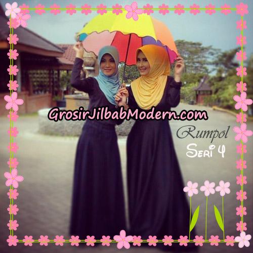 Jilbab Syria Layer Cantik Rumana Polos Seri 4 Support By Oneto Hijab