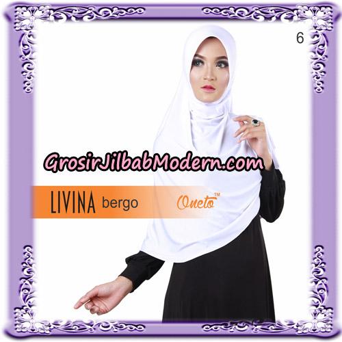 Jilbab Bergo Livina Simple Original By Oneto Hijab Brand No 6