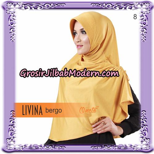 Jilbab Bergo Livina Simple Original By Oneto Hijab Brand No 8