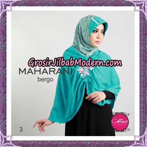 Jilbab Bergo Maharani Original By Modelo Hijab Brand No 3