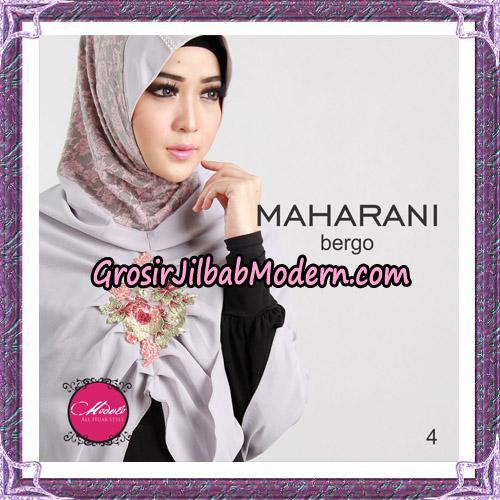 Jilbab Bergo Maharani Original By Modelo Hijab Brand No 4