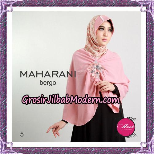 Jilbab Bergo Maharani Original By Modelo Hijab Brand No 5