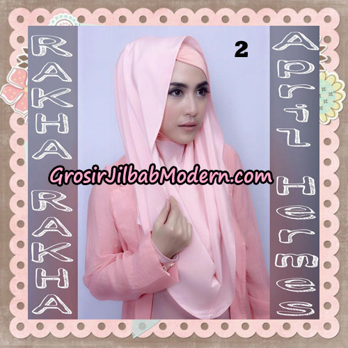Jilbab Hoodie Instant April Hermes By Rakha Brand No 2