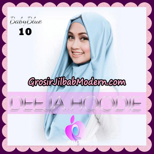 Jilbab Instant Deeja Hoodie New Series By Apple Hijab Brand No 10