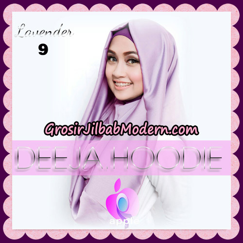 Jilbab Instant Deeja Hoodie New Series By Apple Hijab Brand No 9