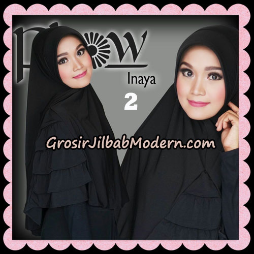 Jilbab Instant Jersey Korea Inaya Original By Flow Idea No 2