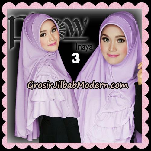 Jilbab Instant Jersey Korea Inaya Original By Flow Idea No 3