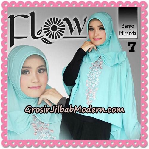 Jilbab Instant Syria Bergo Miranda Original By Flow Idea No 7