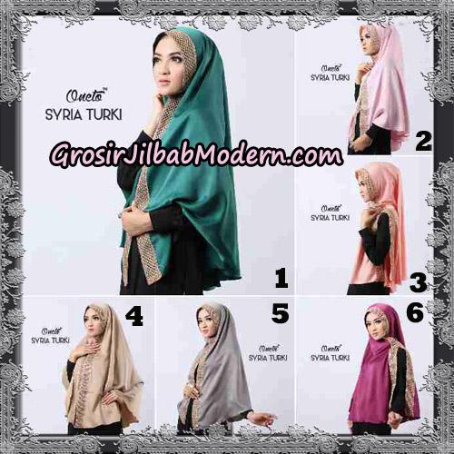 Jilbab Instant Syria Turki Exclusive Support Oneto Hijab