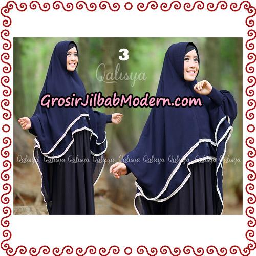 Jilbab Khimar Modern Exclusive Tunik Yumna By Qalisya Hijab No 3