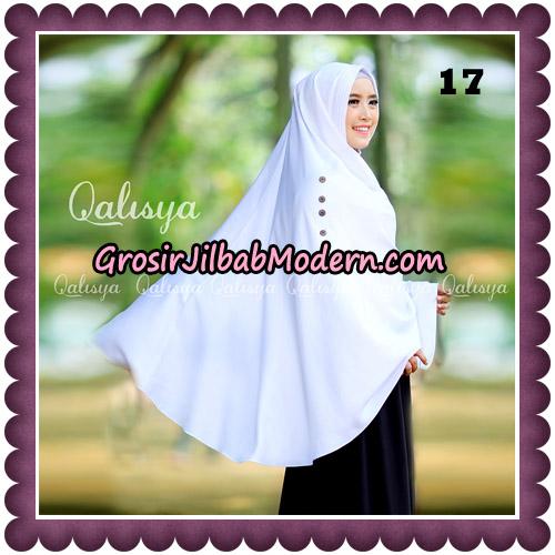 Jilbab Khimar Ziya Original By Qalisya Hijab Brand No 17