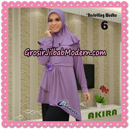 Jilbab Lengan Tunik Akira Original By Fadeya Brand No 6