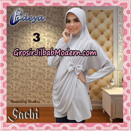 Jilbab Lengan Tunik Sachi Original By Fadeya Brand No 3