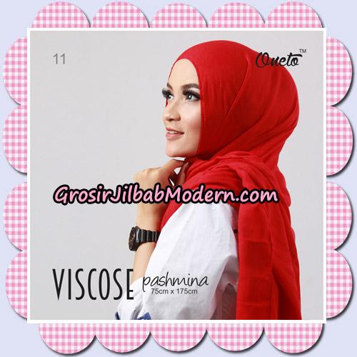 Jilbab Pashmina Jasmine Viscose Support Oneto Hijab No 11