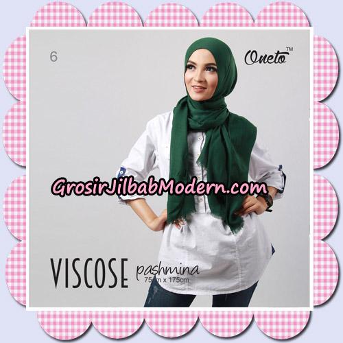 Jilbab Pashmina Jasmine Viscose Support Oneto Hijab No 6