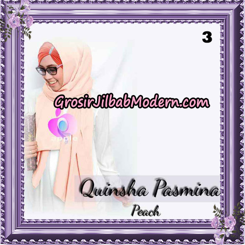 Jilbab Quinsha Pasmina Cantik By Apple Hijab Brand No 3