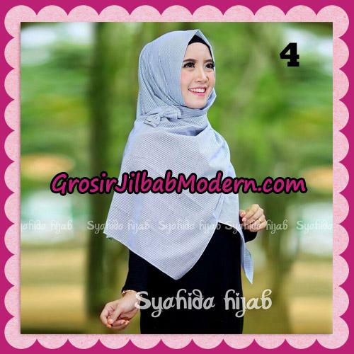 Jilbab Segi 4 Monochrome Original By Syahida Hijab Brand No 4