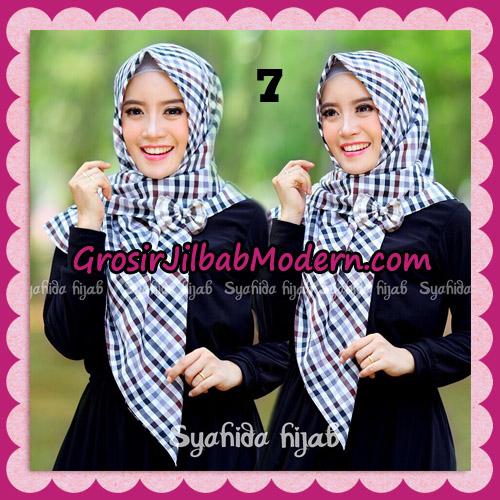 Jilbab Segi 4 Monochrome Original By Syahida Hijab Brand No 7