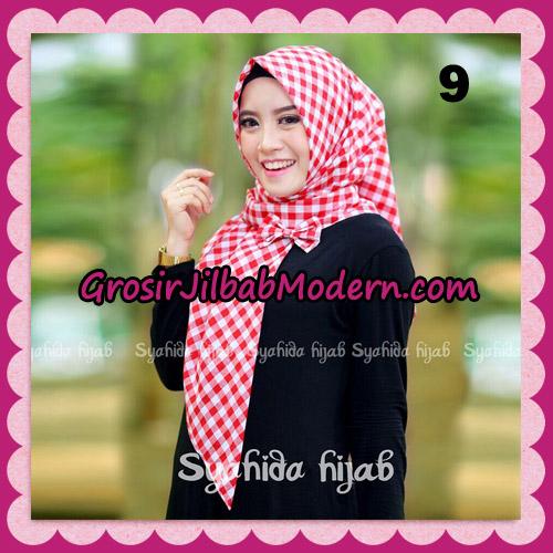 Jilbab Segi 4 Monochrome Original By Syahida Hijab Brand No 9