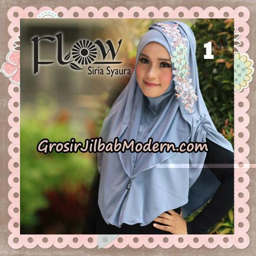 Jilbab Instant Syria Syaura Original By Flow Idea No 1