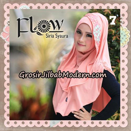 Jilbab Instant Syria Syaura Original By Flow Idea No 7
