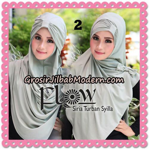 Jilbab Instant Syria Turban Syilla Original By Flow Idea No 2