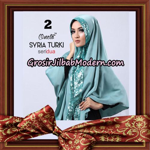 Jilbab Instant Syria Turki Seri 2 Exclusive Support Oneto Hijab No 2