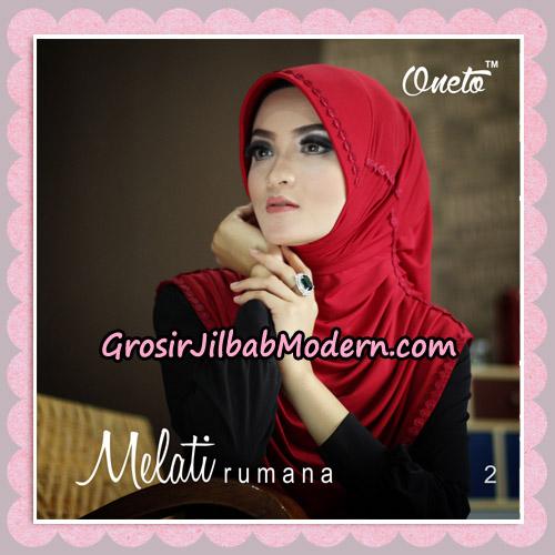 Jilbab Rumana Melati Original By Oneto Hijab Brand No 2