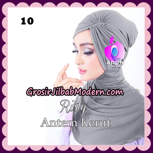 Inner Ninja Risty Antem Kerut Original By Apple Hijab Brand No 10