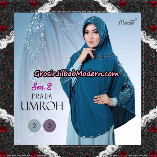 Jilbab Bergo Instant Cantik Prada Umroh Seri 2 Support Oneto Hijab