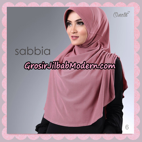 Jilbab Bergo Instant Sabbia Original By Oneto Hijab Brand No 6