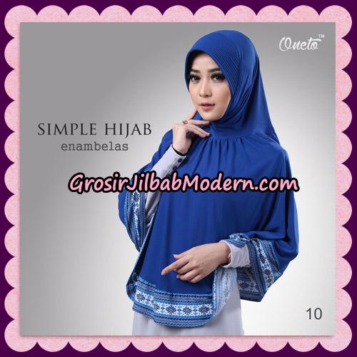 Jilbab Bergo Instant Simple Hijab Seri 16 By Firza Hijab Support Oneto No 10