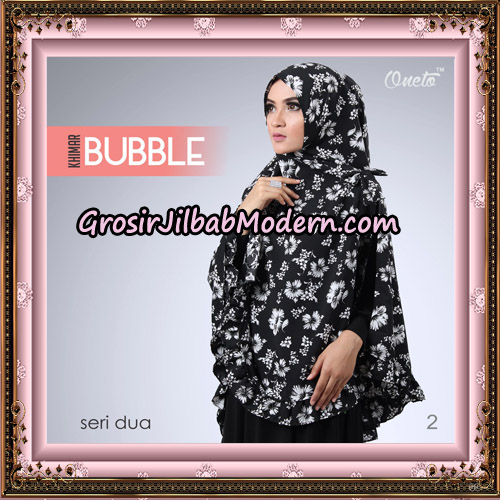 Jilbab Khimar Bubble Seri 2 By Fa Hijab Support Oneto Hijab No 2