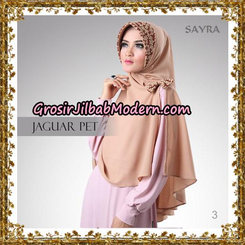 Jilbab Khimar Instant Jaguar Pet Original By Sayra Hijab Brand No 3