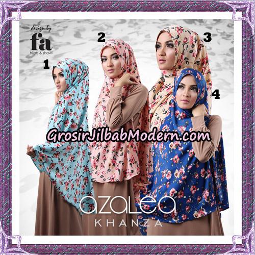 Jilbab Khimar Khanza Azalea By Fa Hijab Support Oneto Hijab