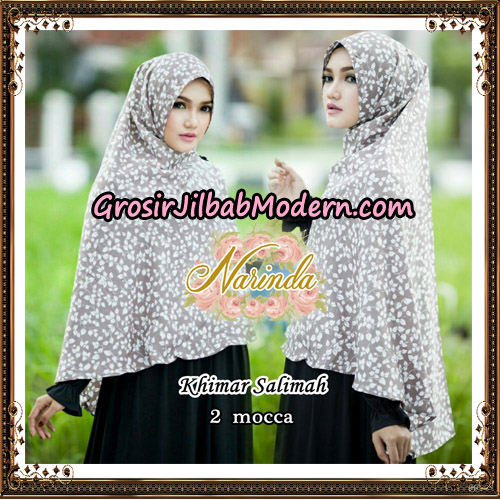Jilbab Khimar Salimah Original By Narinda Hijab Brand No 2