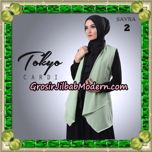 Cardigan Tokyo Cardi Cantik Original By Sayra Hijab Brand NO 2
