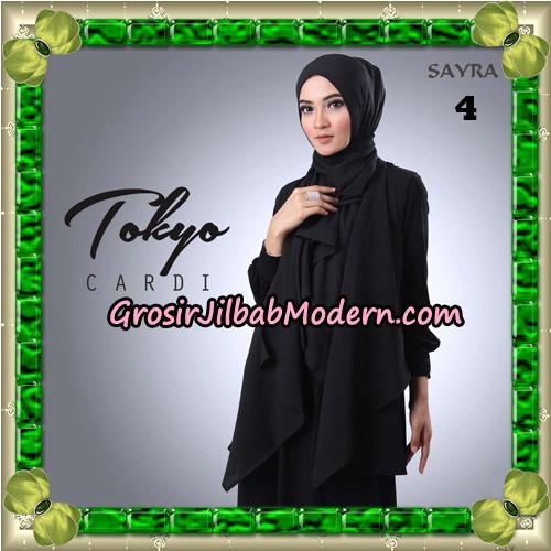Cardigan Tokyo Cardi Cantik Original By Sayra Hijab Brand No 4