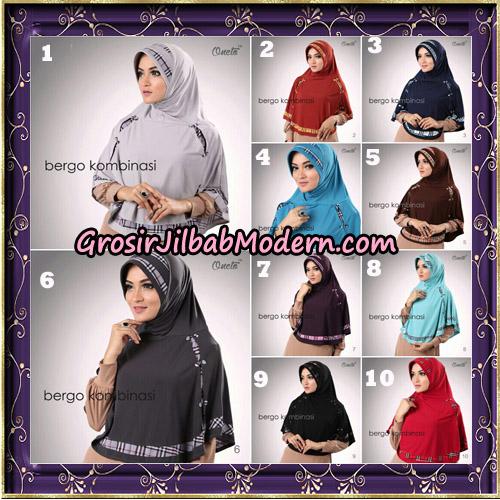 Hijab Bergo Kombinasi Original By Oneto Hijab Brand