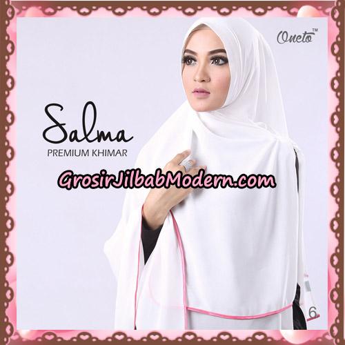 Hijab Syari Khimar Salma Premium Original By Rizky Ananda No 6