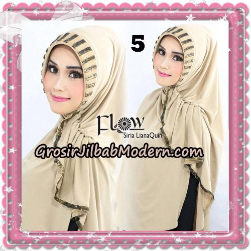 Jilbab Instant Cantik Syria LianaQuin Original By Flow Idea No 5