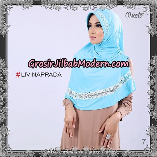 Jilbab Bergo Livina Prada Original By Oneto Hijab Brand No 7
